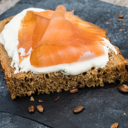 Staal Smoked Smoked Salmon Slices