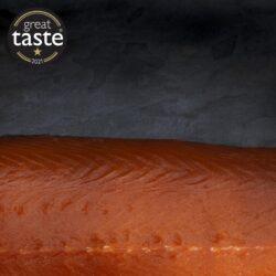 Cold Smoked Salmon Great Taste award