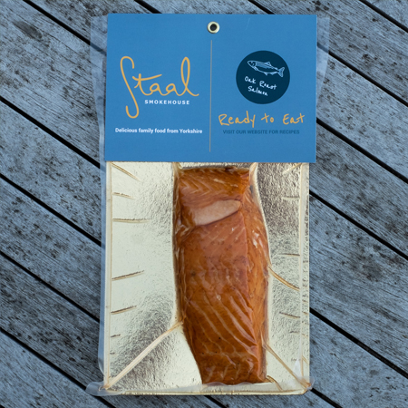 Staal Smokehouse Oak Roast Salmon