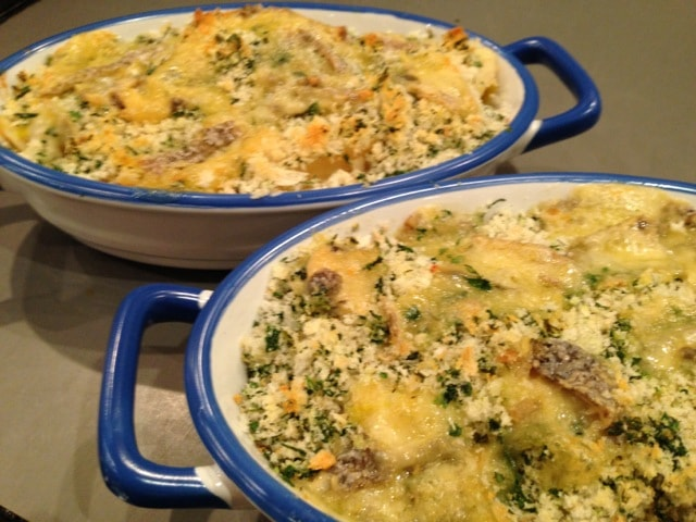 Yorkshire Blue Smoked Haddock Mornay