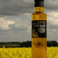 Smoked Rapeseed Oil