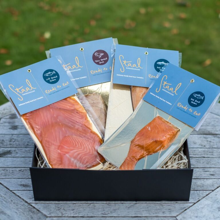 Staal Smokehouse Smoked Fish & Poultry Hamper