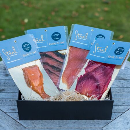 Staal Smokehouse Smoked Salmon Hamper