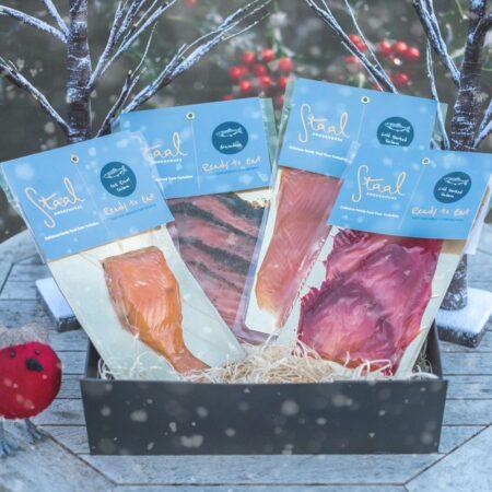 Staal Smokehouse Smoked Salmon Hamper