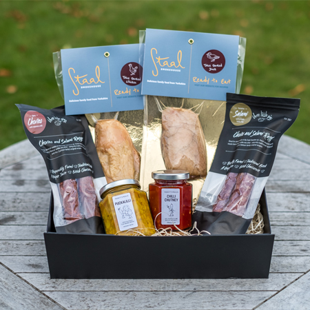 Staal Smokehouse Meat Lovers Hamper