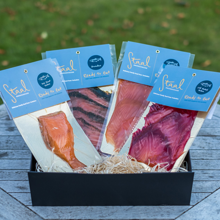 Staal Smokehouse Salmon Hamper