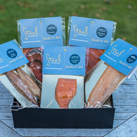 Staal Smokehouse Smoked Fish Hamper