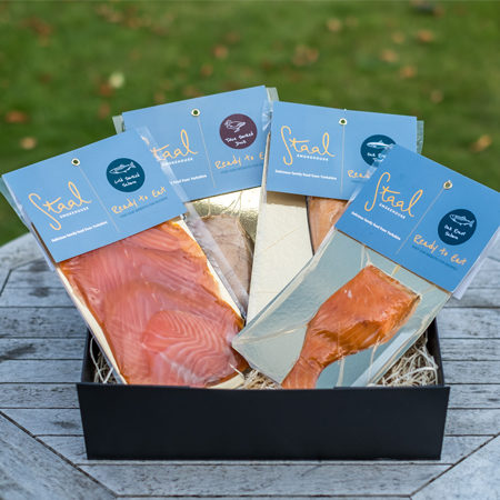 Staal Smokehouse Fish & Poultry Hamper