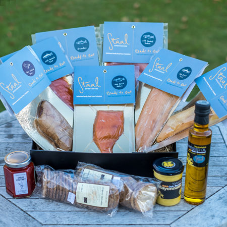 Staal Smokehouse Yorkshire Hamper