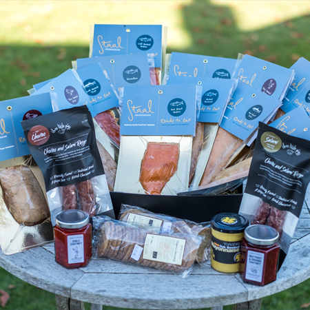 Staal Smokehouse Yorkshire Family Hamper