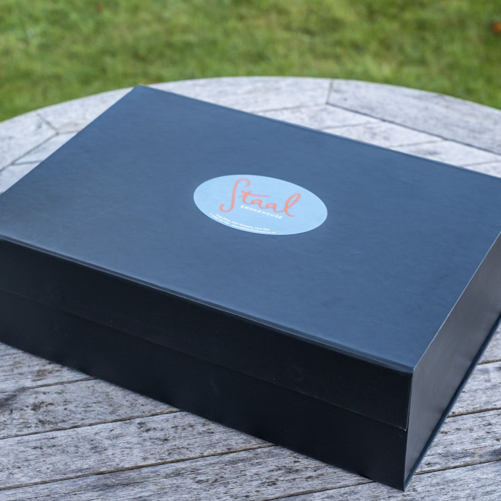 Staal Smokehouse gift box