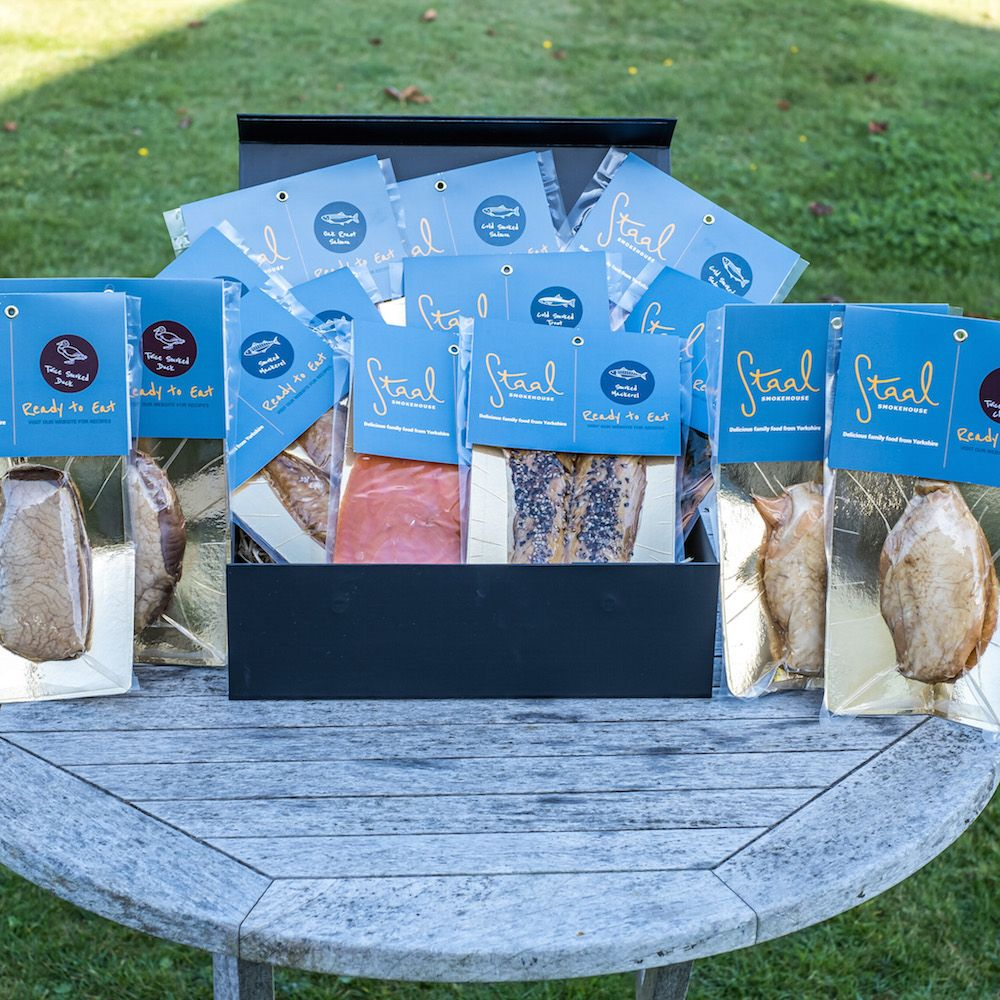 Staal Smokehouse family hamper