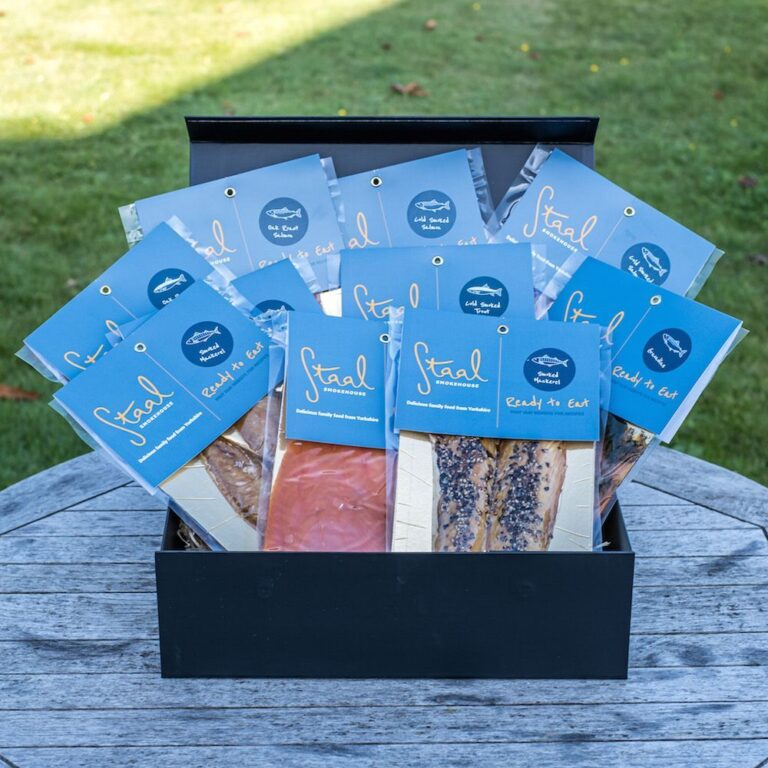 Staal Smokehouse Large Smoked Fish Hamper
