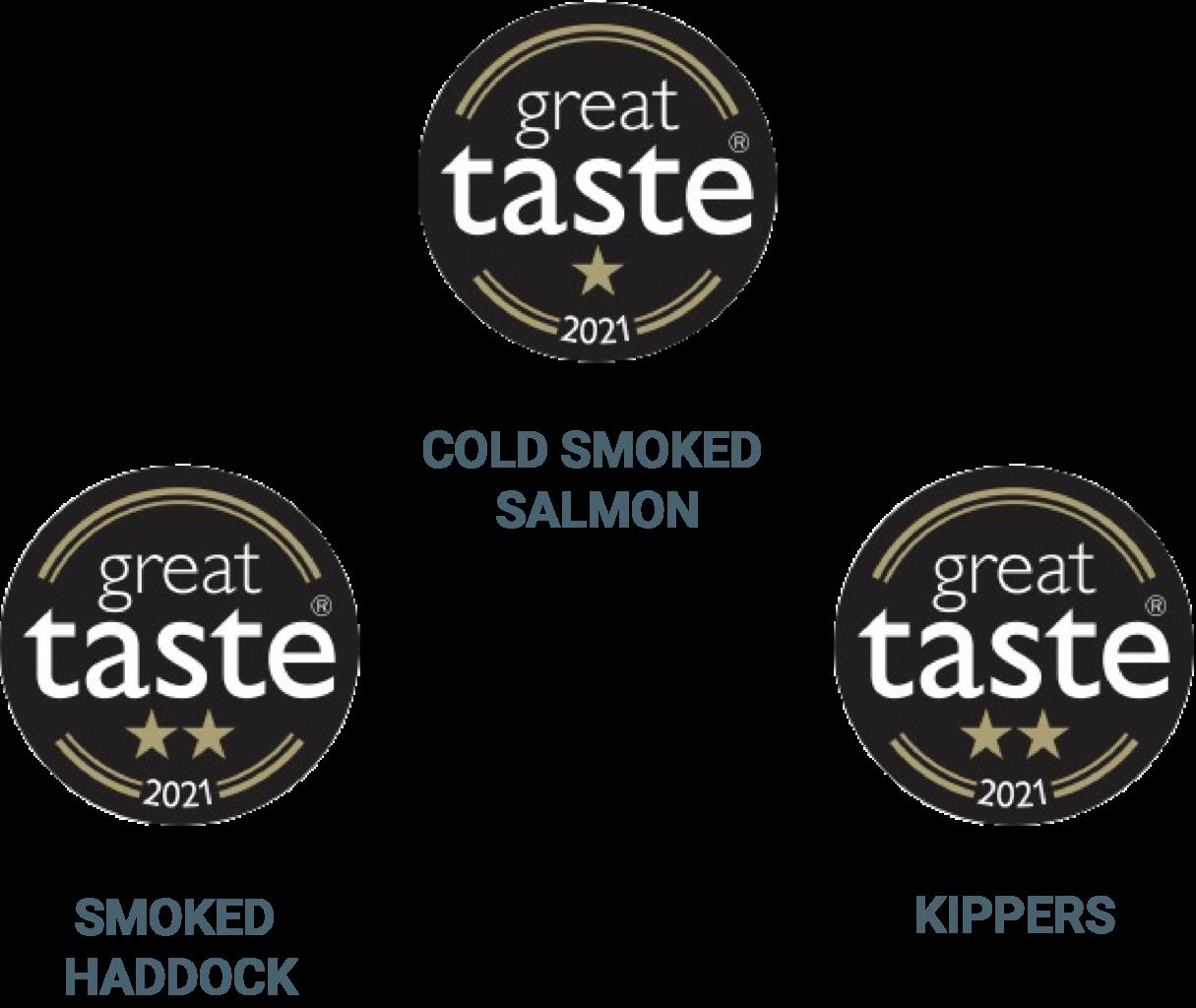 Great Taste Awards winners